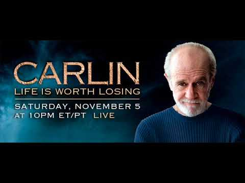 Clip from 92Y interview of George Carlin