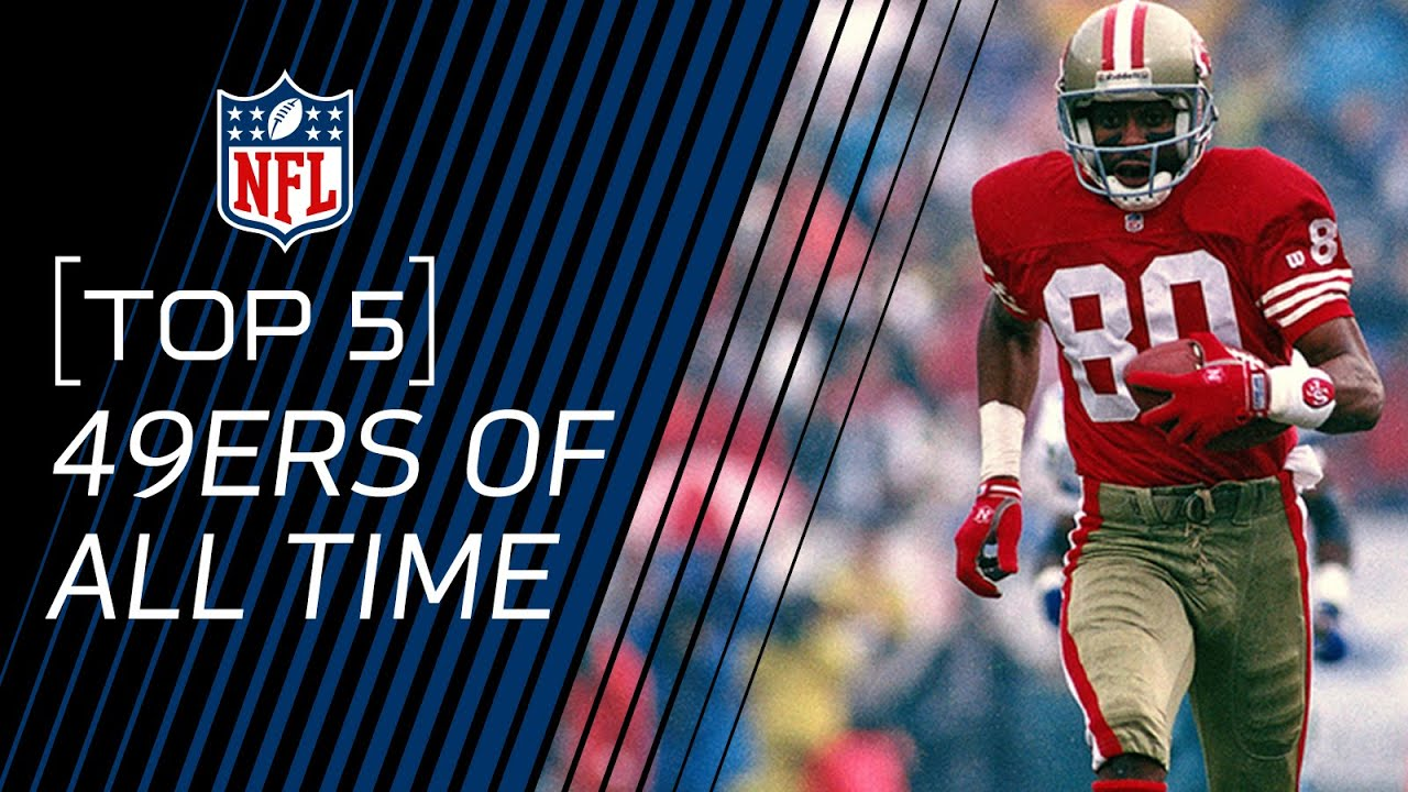 Top 5 49ers of all time nfl youtube top 5 49ers of all time nfl voltagebd Gallery