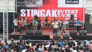 STINGAKFEST% Poco Poco Cover The Bray SKAlaria