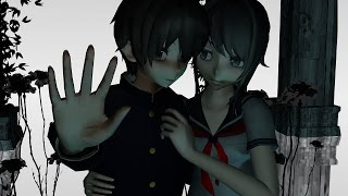 mmd sweater weather yandere simulator