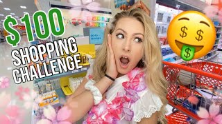 $100 TARGET SHOPPING CHALLENGE (SUMMER EDITION)
