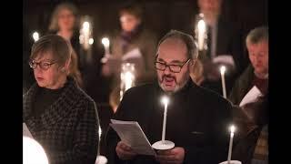 Advent Carol Service, 25 November 2018