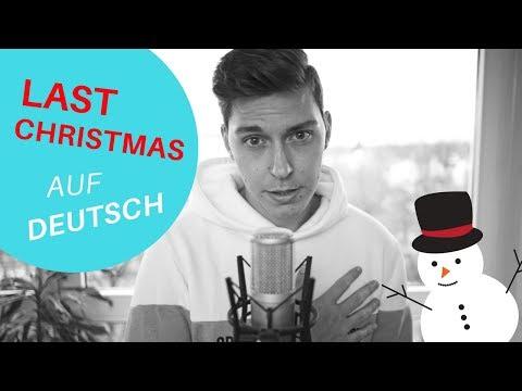 VOYCE - LETZTE WEIHNACHT (LAST CHRISTMAS AUF DEUTSCH)