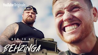Behzinga Takes On Tнe London Marathon | How To Be Behzinga
