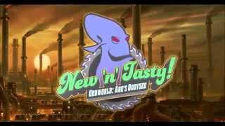 launch trailer oddworld abe s oddysee new n tasty ps4 englisch