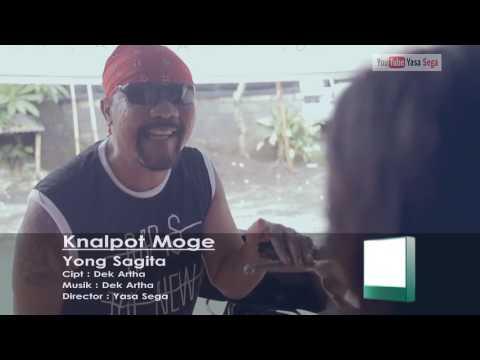 KNALPOT MOGE - YONG SAGITA Lagu Bali Terpopuler