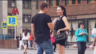 شاب يطلب ارقام البنات فى روسيا _ مترجم