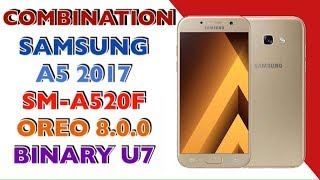 A520f U9 Firmware