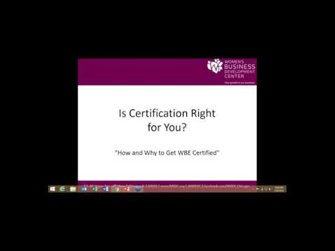 Is Certification Right For You