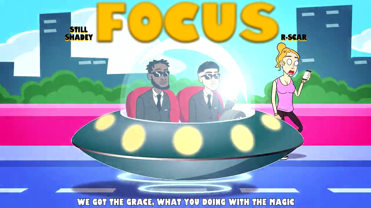 "Still Shadey Releases New Single ""Focus"""