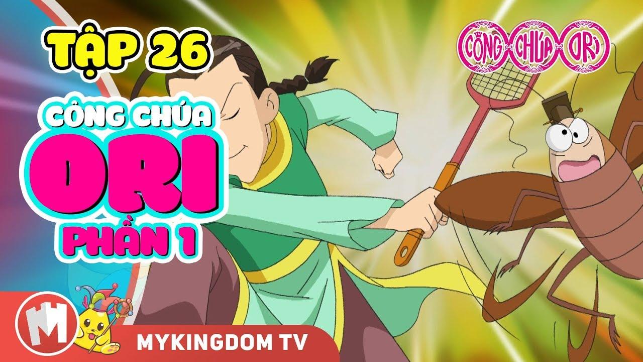 CÔNG CHÚA ORI - Phần 1 | Tập 26: Vua Gián Trở Lại (P2) | Phim hoạt hình Ori