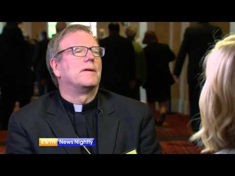 Bishop Robert Barron on How Catholics Should Respond to Paris Attack