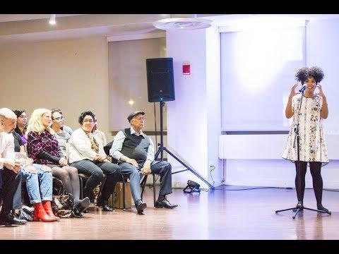 "New York City book launch for Elizabeth Acevedo's ""The Poet X"""