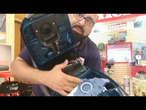 Miele C3 Limited Edition Petrol Green Review and Demo By Vacuum Warehosue