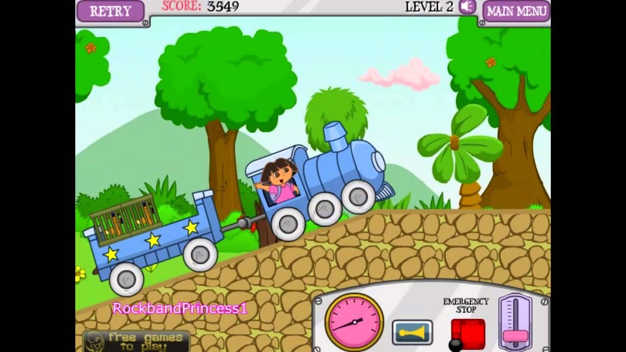 Dora Dora Dora Games