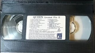 Ending To Queen Greatest Flix II 1991