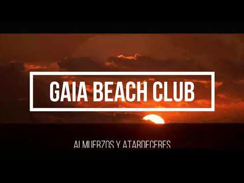 Gaia Beach Club  Tarifa...paseo, almuerzo y atardecer en Los Lances