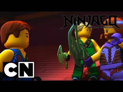 Ninjago: Masters Of Spinjitzu - Ninja Roll (Clip 1)