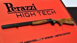Perazzi High Tech X il nuovo fucile da competizione
