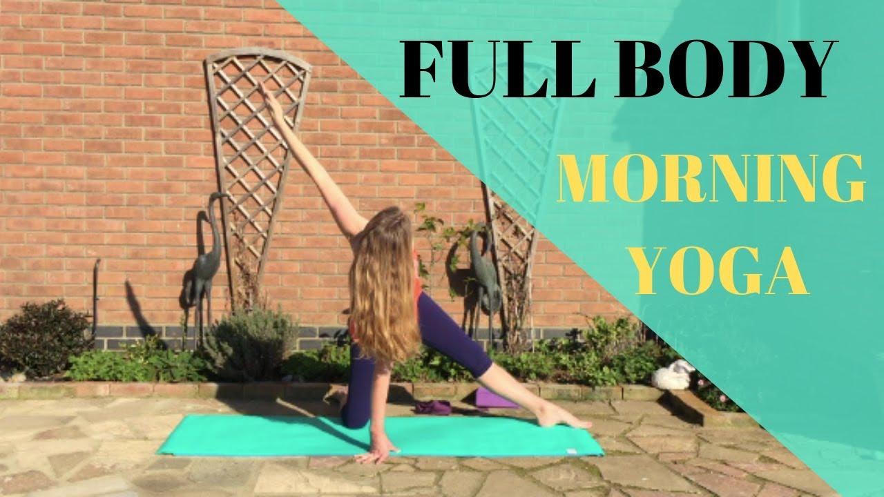 Full Body Morning Yoga