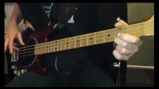 Headstones Unsound Bass Lesson w/ Tim White