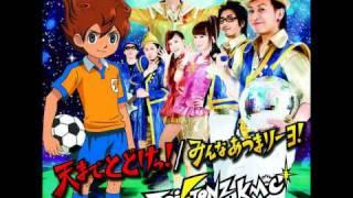 Esta es la versión full de el primer opening de Inazuma eleven GO! ...