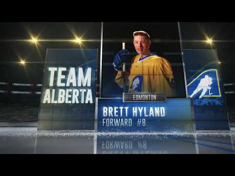 Team Alberta U16 Male Roster - 2019 Canada Winter Games