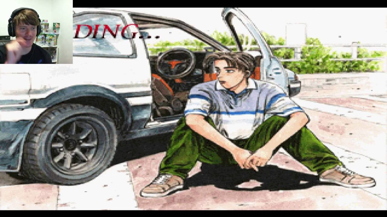 Daily Retro Ep 10 Initial D Sega Saturn And Playstation 1 Which Is