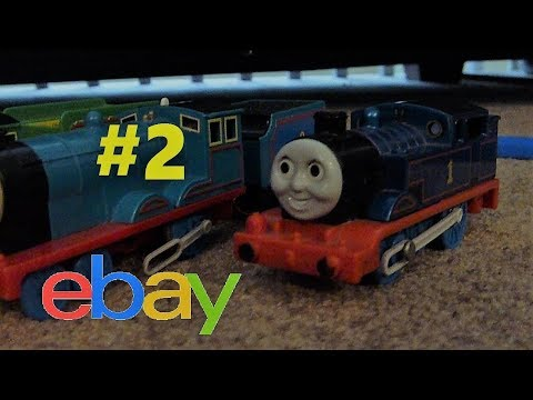 Recent Thomas & Friends Purchases from eBay Part 2 - Classic Items & Broken Down Trains