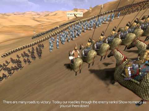 Rome Total War Ab Urbe Condita (AUC) mod as the Sabaeans Campaign - Part 1