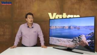 Samsung JU6470 Serisi Led Tv İncelemesi