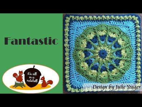 Fantastic Crochet Square