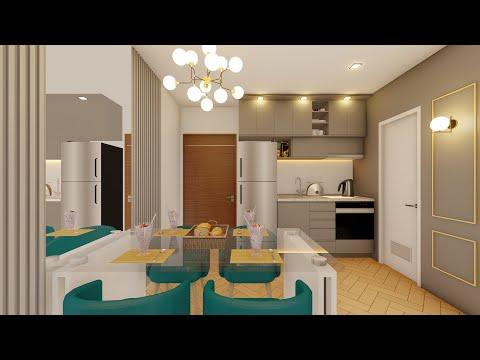 30 square meter condo unit | Modern Home Design | ALG Designs 003