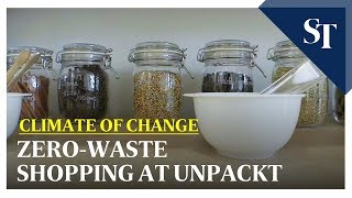 Zero-waste shopping at Unpackt | The Straits Times