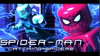 LEGO The Amazing Spider-Man: Catching Spiders