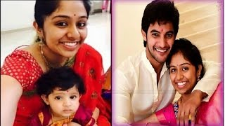 Hero Aadi with wife ARUNA and Daughter Exclusive Personal video !!