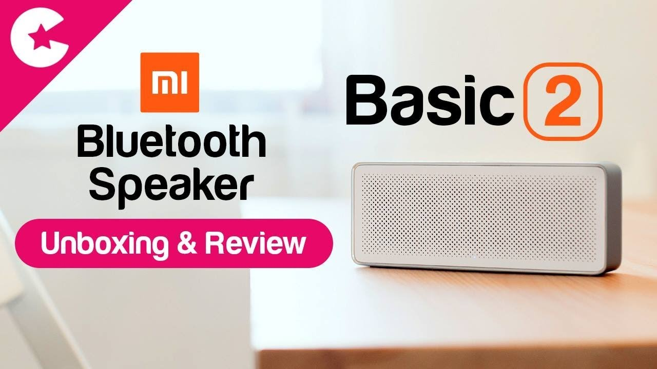 Portable Speakers Original Xiaomi Bluetooth Speaker Bluetooth Column Square Box 2 Basic 2 Wireless Portable Speaker Stereo Ii 4.2 Hands-free Aux