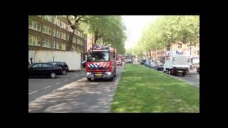PRIO 1 TS44-1 WO44-1 AL44-1 (OD40-1) HV: gaslucht Dordtselaan Rotterdam