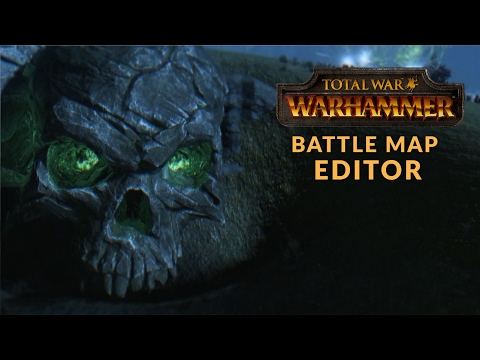 Total War: Warhammer Battle Map Editor (Terry) - Making Skull Pass