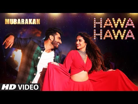 Hawa Hawa Video Song - Mubarakan
