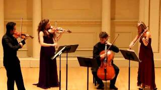 "Dvorak ""American"" Quartet, 2nd Movement (Lento)"