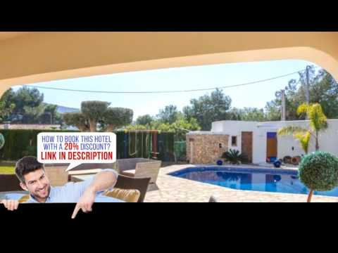 Abahana Villa Tuvalu, Moraira, Spain, Review HD