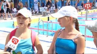 В Євпаторії розпочався літній чемпіонат України. 09.08.2013. ATR