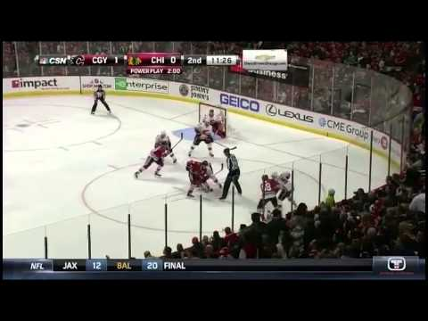 Every Blackhawks goal from every victory 2014-2015