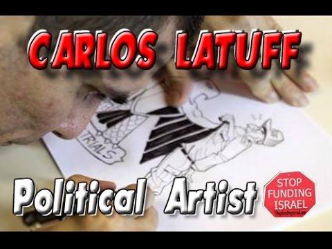 SFi032- Carlos Latuff - israel is a Modern Apartheid