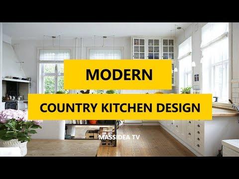 35+ Best Modern Country Kitchen Design Ideas in 2017