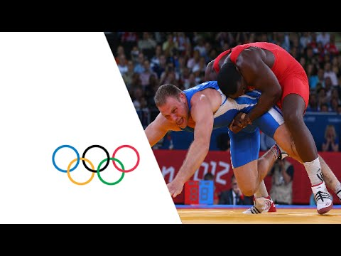 Wrestling Men's GR 120 kg Gold Medal Final Cuba v Estonia - Full Replay | London 2012 Olympics