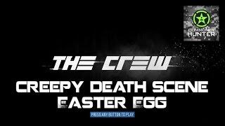 Creepy Death Scene Easter Egg - The Crew