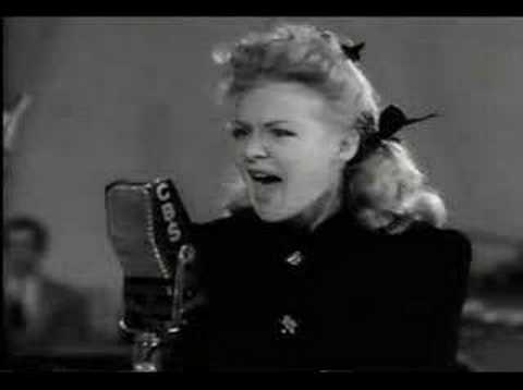 Betty Hutton  Murder, He Says