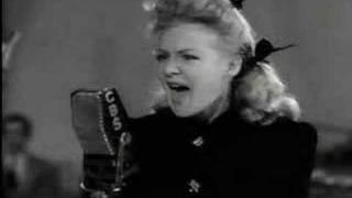 Betty Hutton -- Murder, He Says